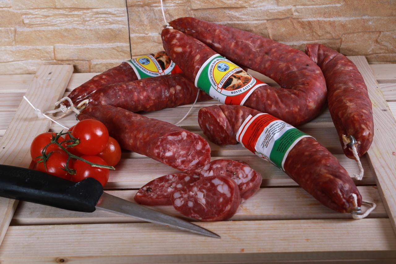 Le Salsicce - Linea Tipica
