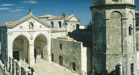 basilica-san-michele-arcangelo
