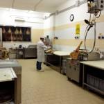 laboratorio del Prosciuttificio San Michele Arcangelo
